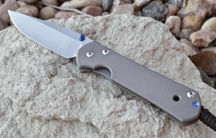 Chris Reeve Sebenza - The Story of the Legend
