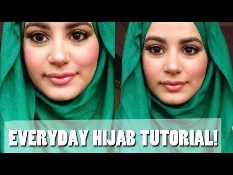 My Everyday Hijab Tutorial!