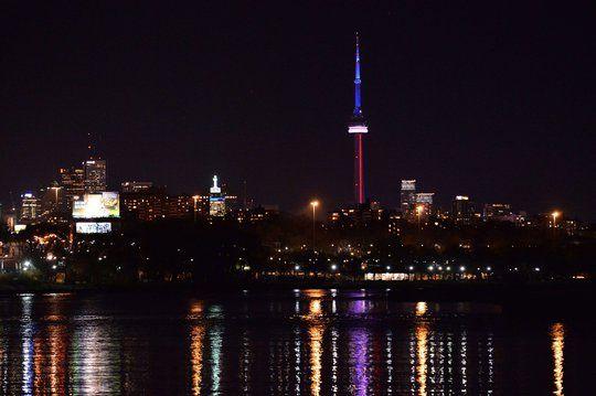 La Tour CN, à Toronto