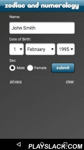 Zodiac And Numerology  Android App - playslack.com , Containing information about your zodiac, chinese zodiac, birthstones, birthflowers, famous birthdays, historical events, numerology information and name meanings, About You! is the most fully-featured numerology and astrology app on the market. Features:* Over 44,000 meanings of names* Over 57,000 famous birthdays* Over 15,000 historical events* Zodiac and Chinese Zodiac info* Find out your birthflower* Find out your birthstone…