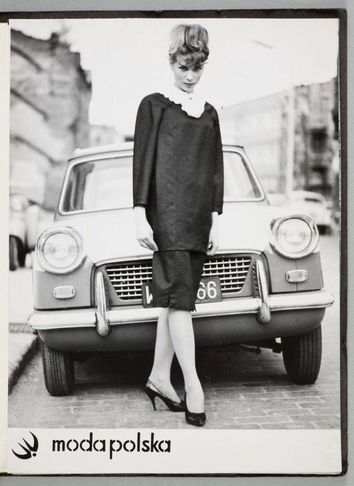 Polska w czasach PRL też chciała być modna - Fashion Post