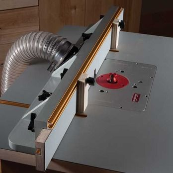 Router Table Fence Woodworking Plan by Woodcraft Magazine