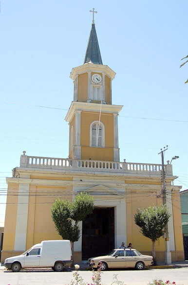 Iglesia San Vicente Ferrer - Ovalle - Coquimbo - Chile - httpbit.ly7mYC4f
