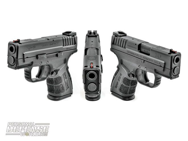 8 best springfield xds images on pinterest handgun firearms and the xd mod2 takes everything about the xd sub compact that made it sciox Choice Image