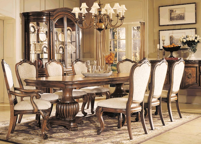Elegant Formal Dining Set Almost Like The One I Had Befor Fire