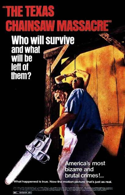 Who will survive and what will be left of them? A great poster from the classic horror movie The Texas Chainsaw Massacre! Ships fast. 11x17 inches. Need Poster Mounts..?