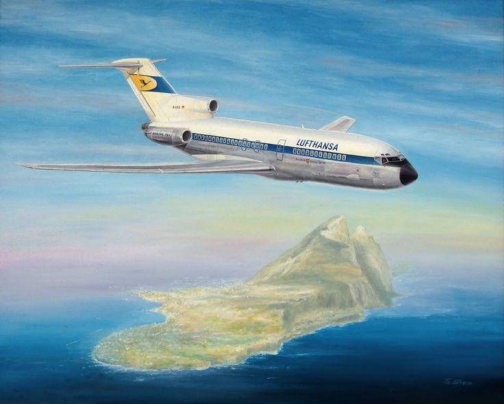 Boeing727-300, Lufthansa