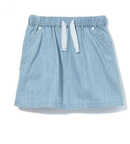 Chambray Skirt by Milky Sizes 0-7
