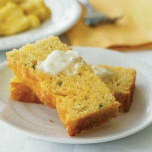Jalapeno cheddar corn bread | Food | Pinterest