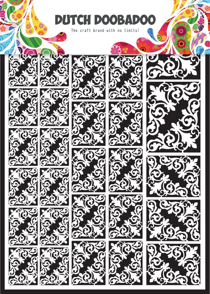 472.948.004 Dutch Paper Art Corners Formaat A5