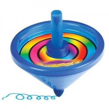 Doodletop - the Spinning Top that Draws