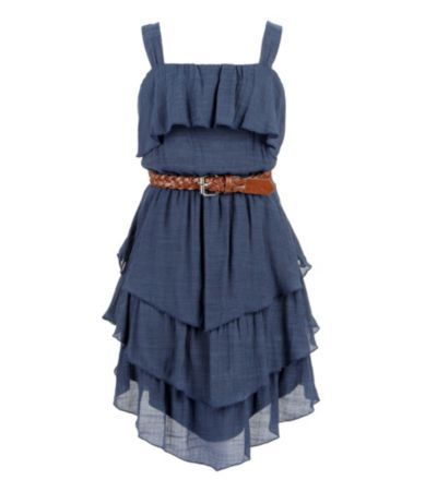 cowgirl boots will work great with this...cute dress!