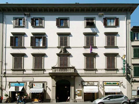 Florence Hotel Colomba - http://www.hotelcolomba.com/ - $155 (rooms are kind of stark).