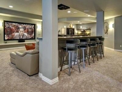 Awesome 7 Great Basement Design Ideas