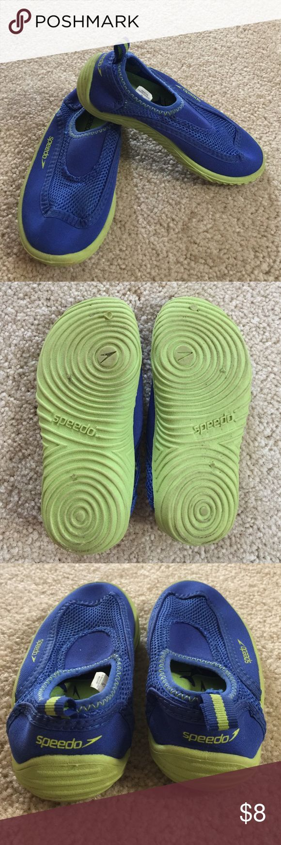 Speedo Water Shoes Toddler Boys Speedo Water Shoes. Size L (9/10) Speedo Shoes Water Shoes