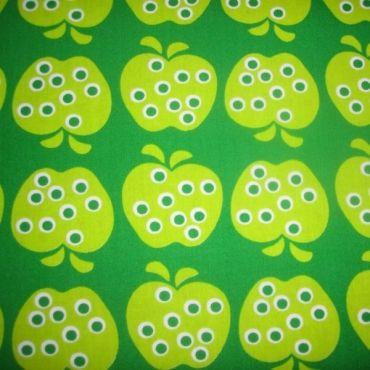 Zelená jablíčka - Látky Chameleon