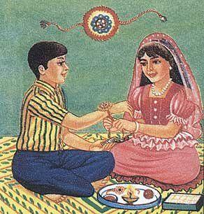 Rakhi: Tracing it Back in History