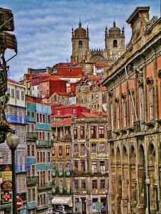 Ancient Porto, #Portugal #Oporto