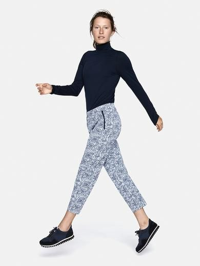 Stretch Crepe Track Pant - Womens Running Track Pant – Outdoor Voices