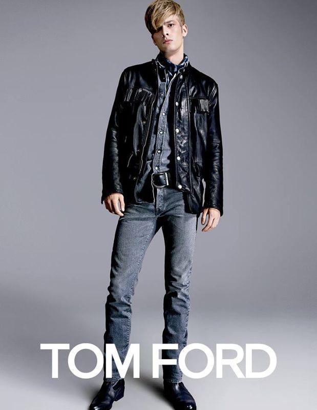 Kampania Tom Ford wiosna-lato 2015, fot. mat. prasowe