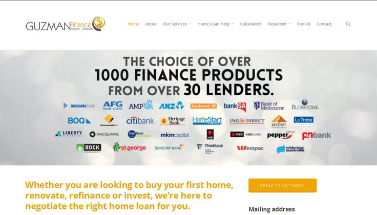 Mortgage broker in Tarneit  - Looking for one of the best Mortgage broker in Tarneit? If yes, so Guzman Finance would be the ideal choice for you. Buying property can be exciting and daunting at the same time. We're here to help to ensure you're armed with the right information to help you make the right decisions.