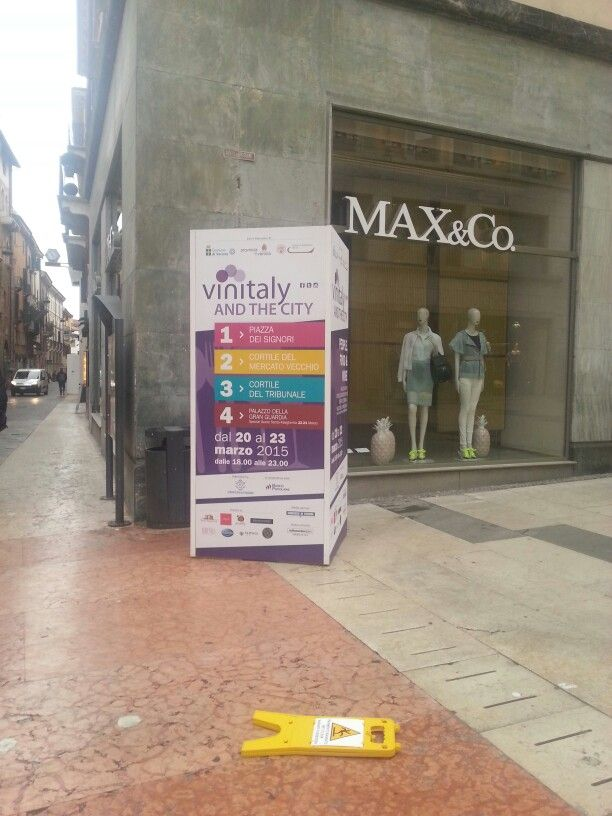 Work in progress Vinitaly and the City 2015