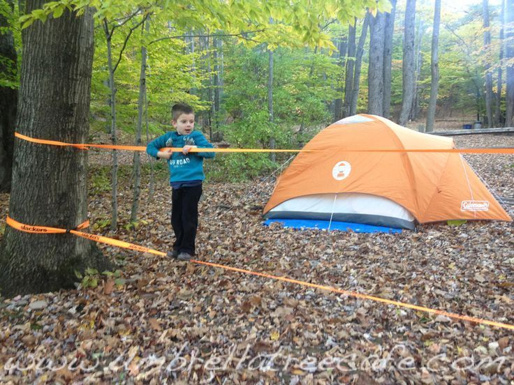 Camping With Kids Keeping Busy At Your Campsite