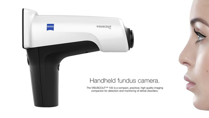 Carl Zeiss Meditec - Retinal Camera on Behance