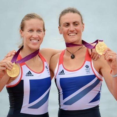 Helen & Hannah: London 2012, 2012 Olympics, Gold Medal, Heather Gold, Covers Photo, 2012 Gold, Gold Heather, Olympics 2012, London Olympics