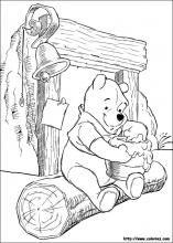 Coloriage Winnie l'Ourson, choisis tes coloriages Winnie l'Ourson sur coloriez .com