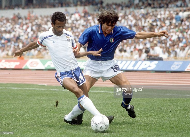 1/8f: France - Italy 2:0