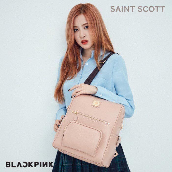 Rosé for Saint Scott. 😍