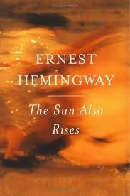 Best Hemingway and one of my favorite books. Reed it for the story, the writing, the complex characters, the bittersweet mode...