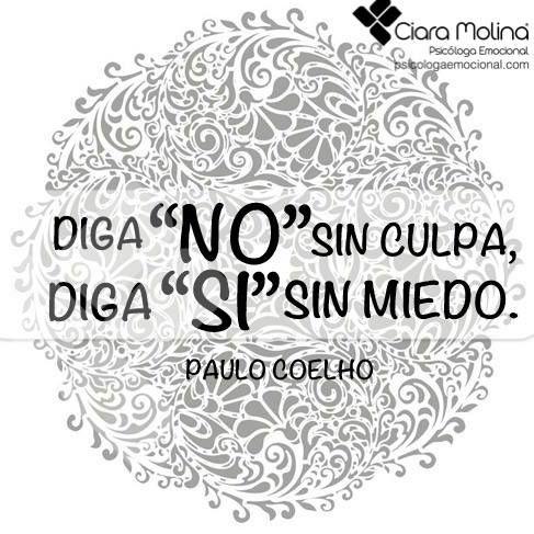 HAY QUE PERDER EL MIEDO A EXPRESARSE... (((Sesiones y Cursos Online www.ciaramolina.com #psicologia #emociones #salud)))