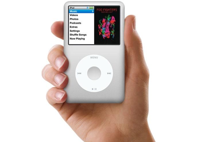 iPod Classic #apple
