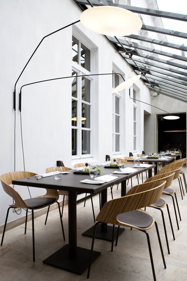 Dell'anno Restaurant Renovation Kortrijk 2009 By LENS ASS ARCHITECTS