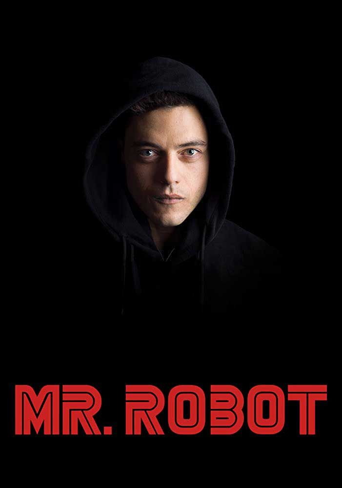 Mr Robot Is A Show Ahead Of Its Time But Not Too Much Mr Robot Season 1 Mr Robot Poster Mr Robot