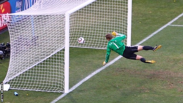 A good article about Goal Line Technology in football