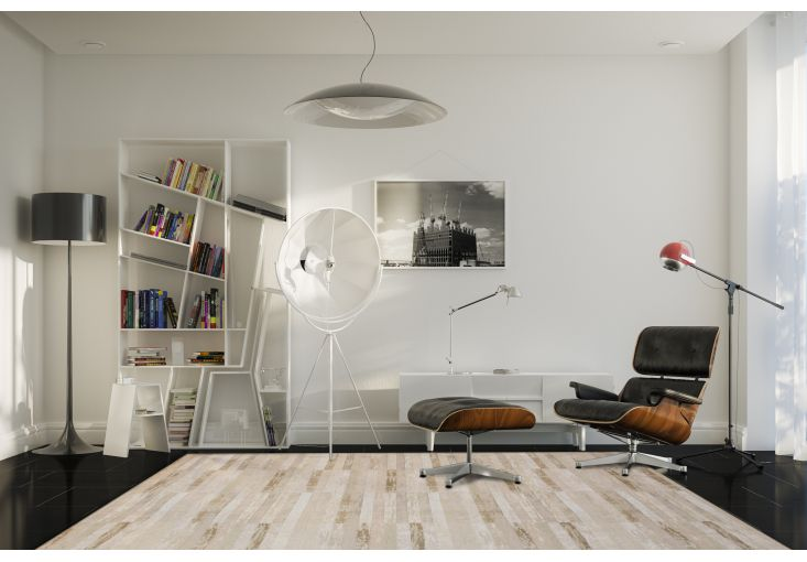 Dywany Mosaiq :: Dywan vintage 8387 Beige Shade - Carpets&More - wysokiej klasy dywany i akcesoria tekstylne
