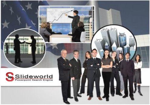 Business partner presentation