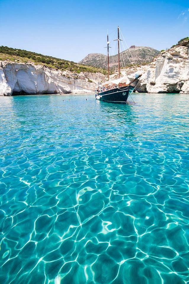 antibig:  Milos - Cycladic Islands - Greece  ΑΩ!