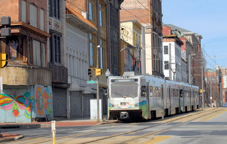 The Third Rail:  In Baltimore, public investment — and disinvestment — in transportation have figured greatly in the persistence of racial and economic inequality.