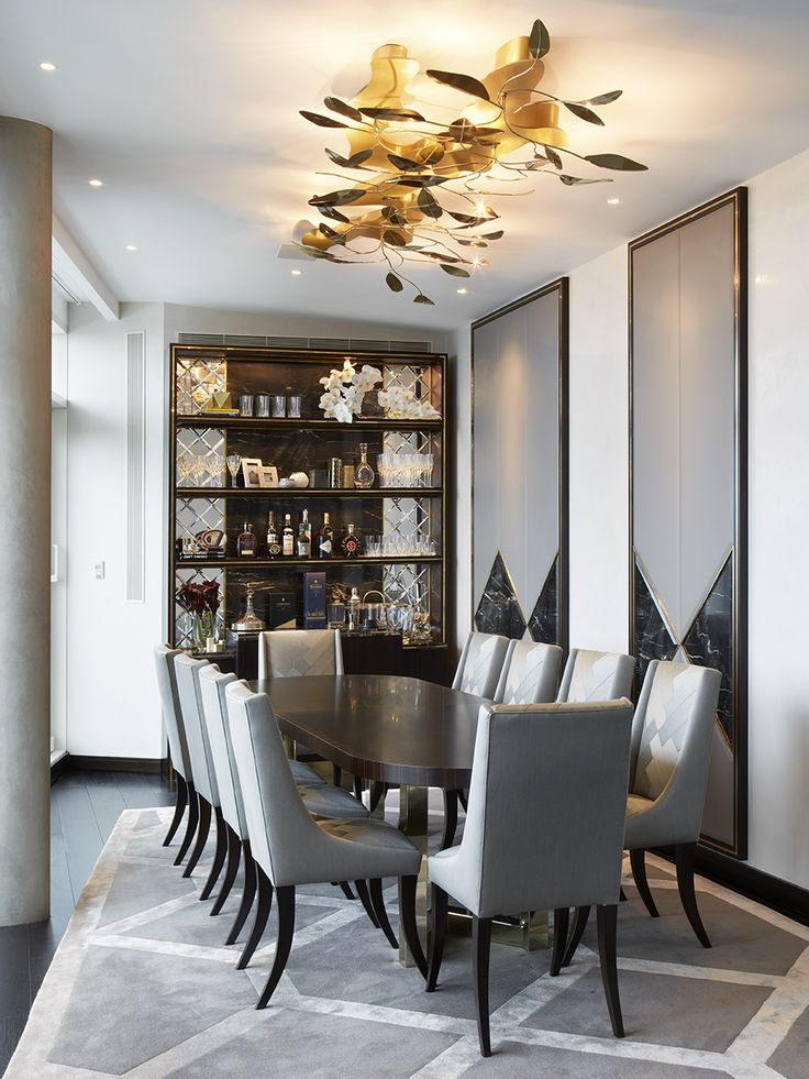 Morpheus London Are Based In Central And They Specialise Interior Design