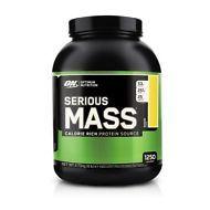 Serious Mass 6 lbs (2721g) - Optimum Nutrition - Gainer, Ganador de peso