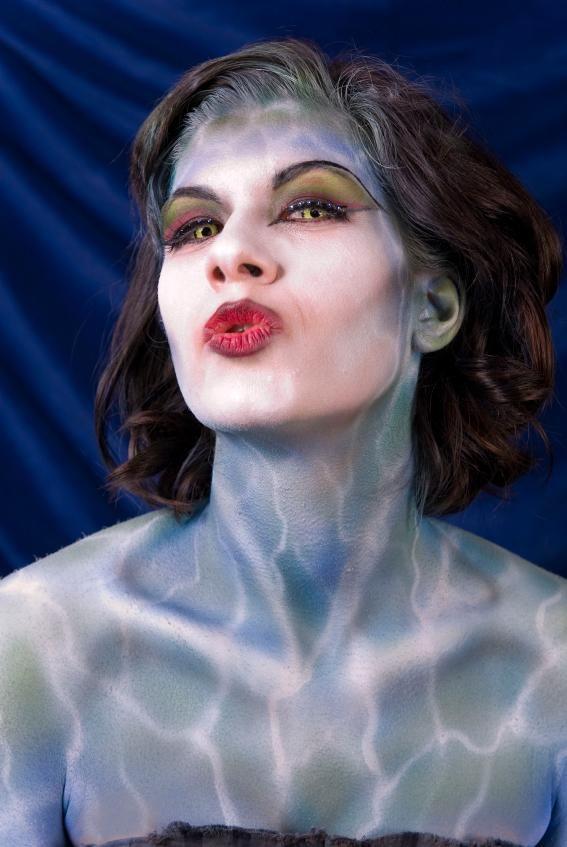 Fantasy Makeup   fantasy mermaid makeup