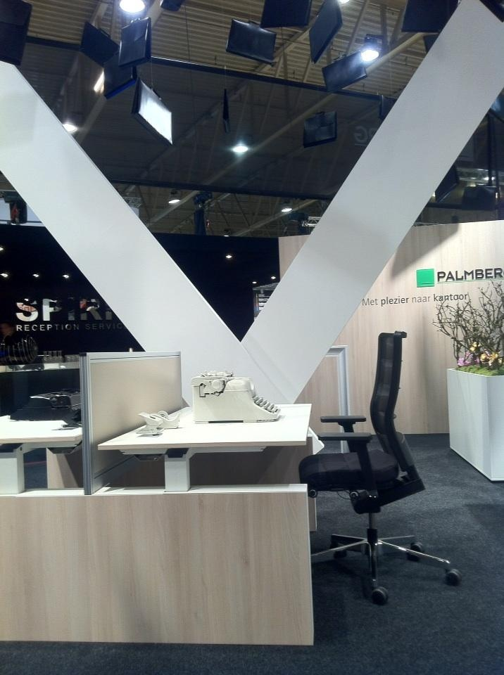 Looking forward to the office with Palmberg. Stand 3.051
