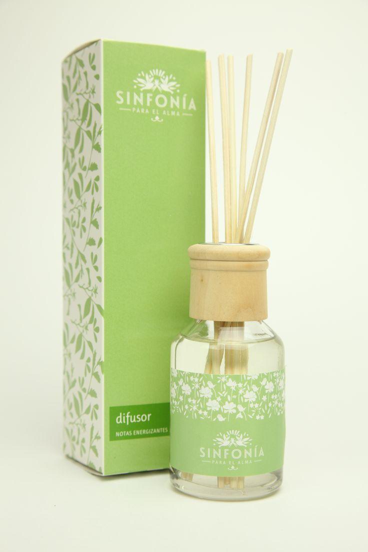 Difusor de aromas para ambientes