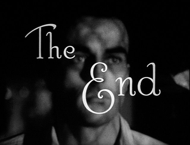 """""""The End"""" Movie Titles"""