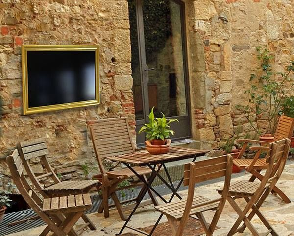 Invite your friends over to watch the start of the football season without missing out on the beautiful weather.   Our award winning Outdoor TVs provide high-brightness, crystal clear images for perfect viewing outdoors.