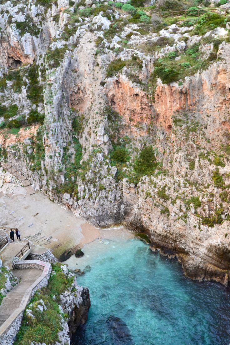 Ciolo bridg in Southern Apulia.